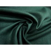 Linen Cotton- Jungle Green