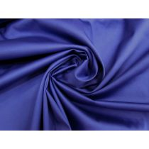 Delustered Cotton Sateen- Royal Blue #1137