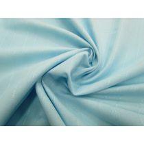 Subtle Stripe Linen- Light Blue #1161