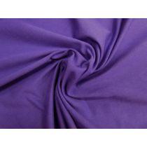 Cotton Jersey- Rich Violet #1200