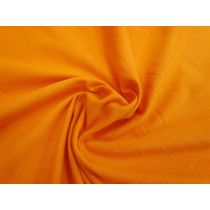 Cotton Jersey- Carrot Orange- #1201