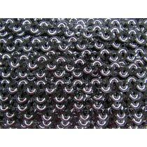 16mm Sequin Braid Trim- Black