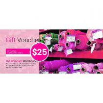 $25 Gift Voucher