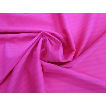 Summer Stripe Matte Spandex- Paradise Pink #1300