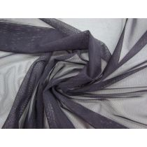 2-Way Stretch Mesh- Dark Grey #1339