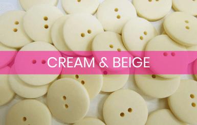 Cream Buttons Online