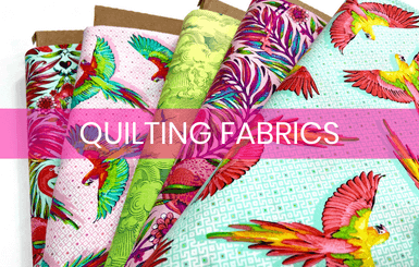 Fabrics for Patchwork & Quilting Online